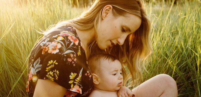 parent baby mom kid save